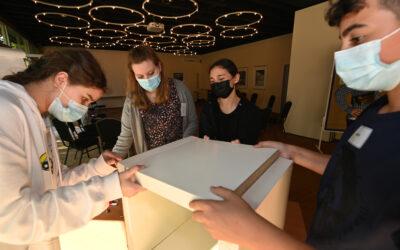 Zwischen Plastikblumen und Mullbinden – Unser Beitrag bei den TalentTage Ruhr 2021